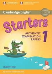 Cambridge English Young Learners 1 Starters Student´s Book