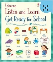 Get Ready for School (Listen & Learn) (Listen and Learn)