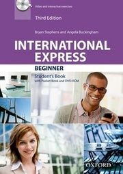 International Express Third Ed. Beginner Student´s Book with Pocket Book and DVD