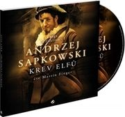 Krev elfů (1xaudio na cd - mp3)