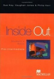 Inside Out - Student Book - Pre Intermediate