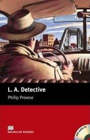 L. A. Detective - With Audio CD