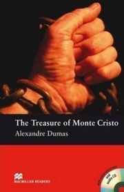 The Treasure of Monte Cristo - Book and Audio CD Pack