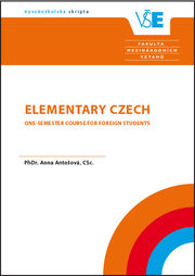 Elementary Czech - One-semester Course for Foreign Students, 2. dotisk 6. vydání