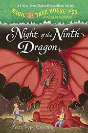 Night Of The Ninth Dragon:Magic Tree House #55