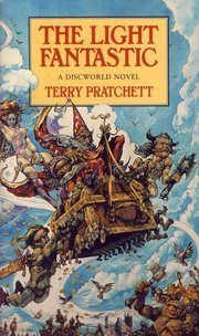 The Light Fantastic a Discworld novel