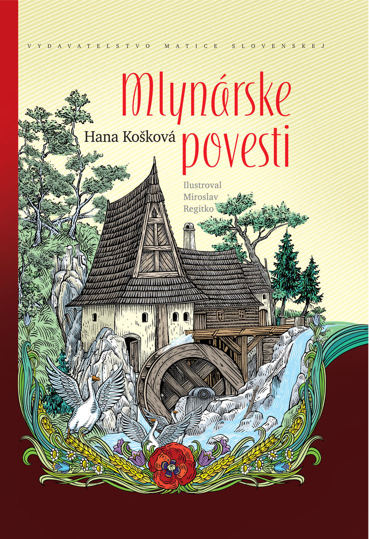 Hana Košková - Mlynárske povesti