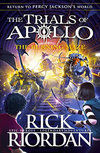 The Burning Maze: The Trials of Apollo Book 3