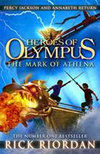 The Mark of Athena - Heroes of Olympus