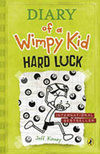 Diary of a Wimpy Kid  8: Hard Luck