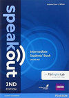 Speakout Intermediate Students´ Book with DVD-ROM and MyEnglishLab Access Code Pack